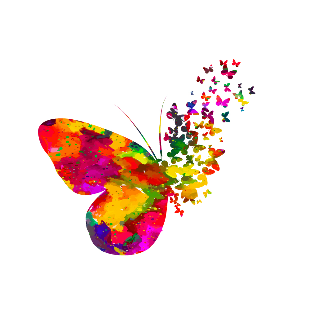 Butterfly Blessings Meditation MP3s