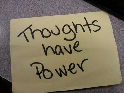 Power Thoughts: 12 Strategies to Win the Battle of the Mind by Joyce Meyer (Engl