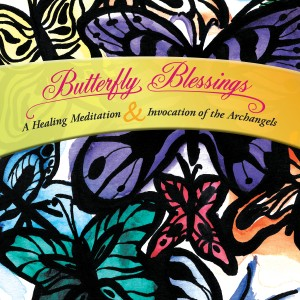 Butterfly Blessings CD