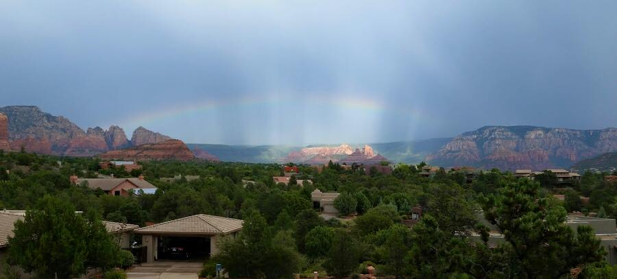 Stormy Sedona…Day 28