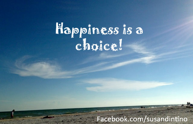 Happiness Is The Way…